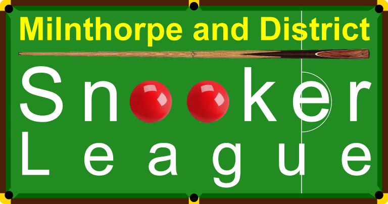 Milnthorpe and District Snooker Leagues Logo